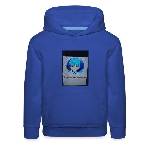 Sonickid style - Kids' Premium Hoodie