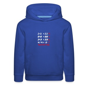 POOR MATH CALCULATION - Kids' Premium Hoodie