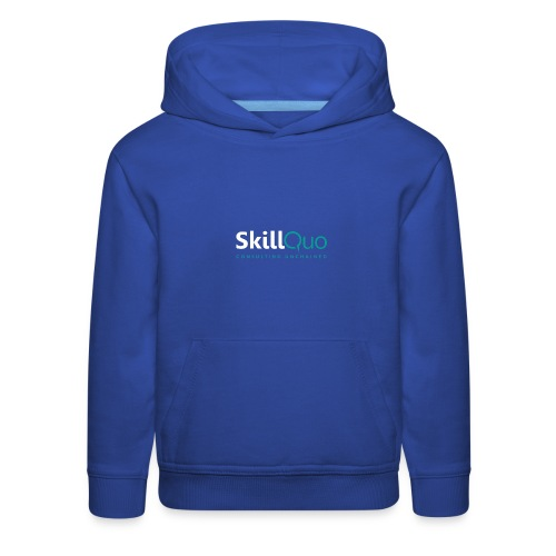 Consulting Unchained - EcoFriendly - Kids' Premium Hoodie