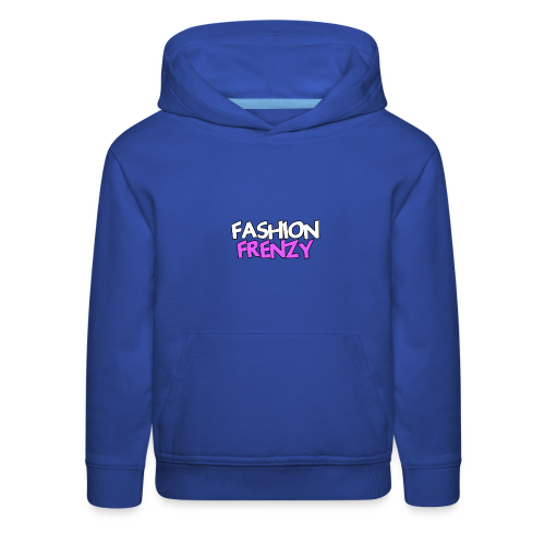 Fashion Frenzy - Kids' Premium Hoodie