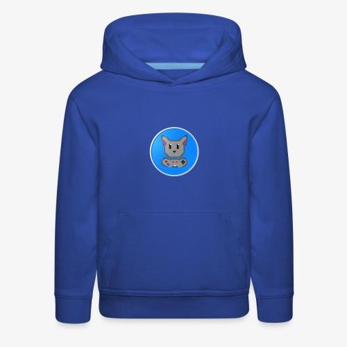 NiCat-Logo - Kids' Premium Hoodie