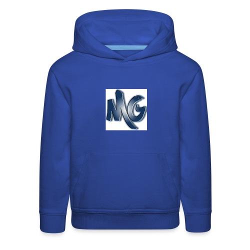 MG Gaming inc. - Kids' Premium Hoodie