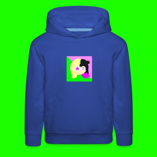 Holly-Chan and Nonaka - Kids' Premium Hoodie