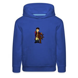 Alex the Great - Pirate - Kids' Premium Hoodie