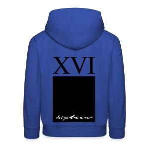 XVI Special Edition Threads - Kids' Premium Hoodie