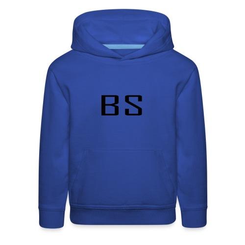 BS Shirt - Kids' Premium Hoodie