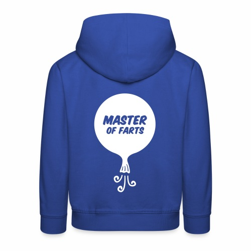 Master of Farts - Kids' Premium Hoodie