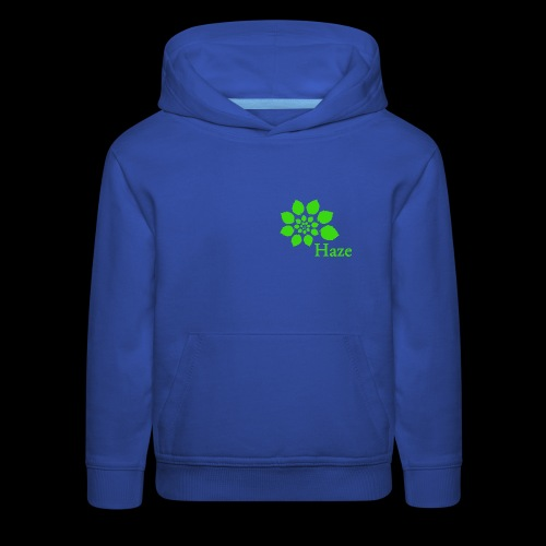 Haze Outdoors Logo - Kids' Premium Hoodie
