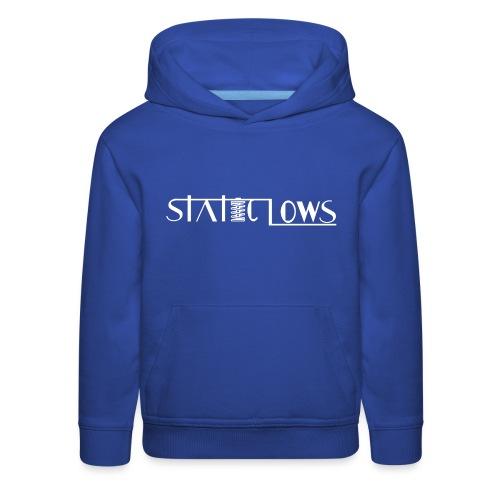 Staticlows - Kids' Premium Hoodie