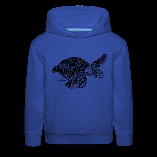 turtle - Kids' Premium Hoodie