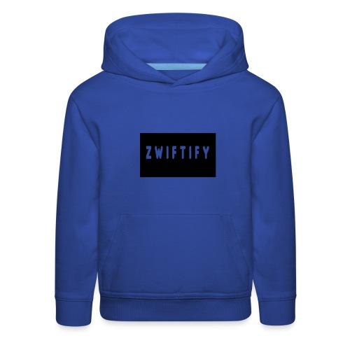 zwiftify - Kids' Premium Hoodie