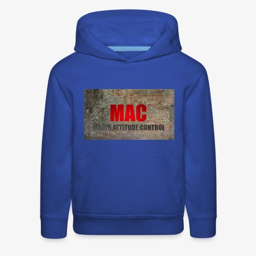 MAC LOGO - Kids' Premium Hoodie