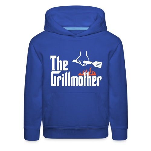 The Grillmother - Kids' Premium Hoodie
