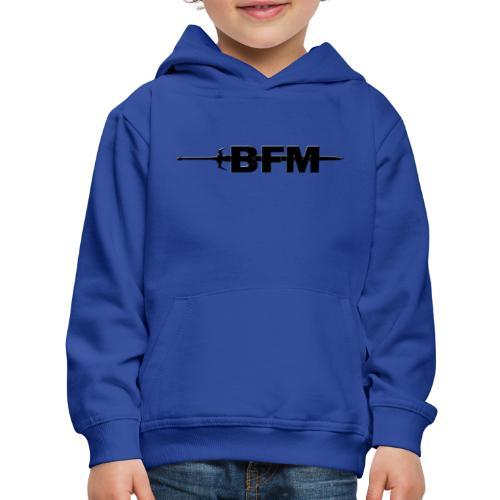 BFM Logo - Kids' Premium Hoodie