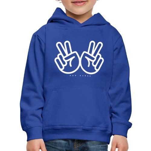 Increase the Peace (Light) - Kids' Premium Hoodie