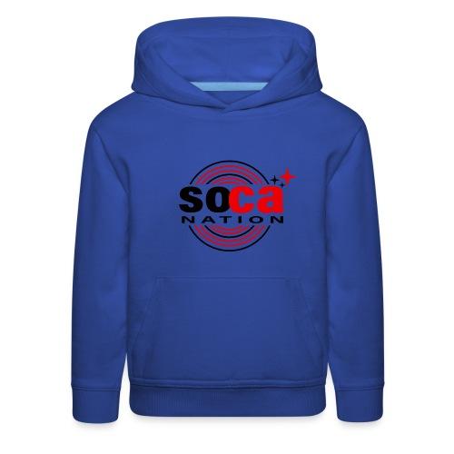 Soca Junction - Kids' Premium Hoodie