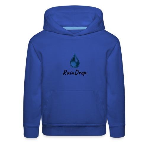 RainDrop - Kids' Premium Hoodie