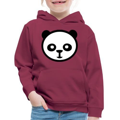 Panda bear, Big panda, Giant panda, Bamboo bear - Kids' Premium Hoodie