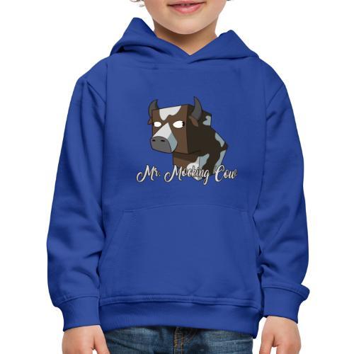 cow1 png - Kids' Premium Hoodie