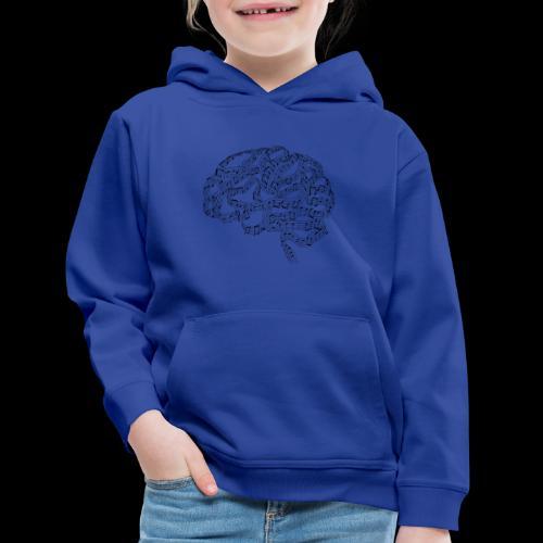 Sound of Mind | Audiophile's Brain - Kids' Premium Hoodie