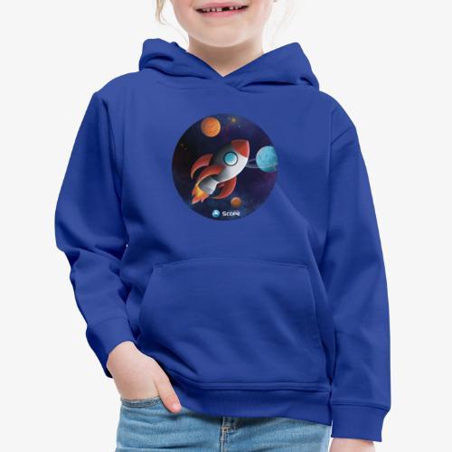 Solar System Scope : Little Space Explorer - Kids' Premium Hoodie