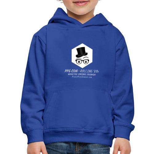 Pikes Peak Gamers Convention 2020 - Kids' Premium Hoodie