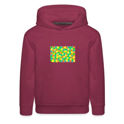 Dynamic movement - Kids' Premium Hoodie