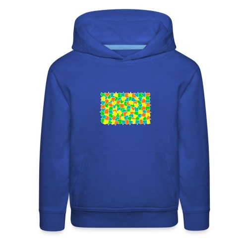 Dynamic movement - Kids' Premium Hoodie