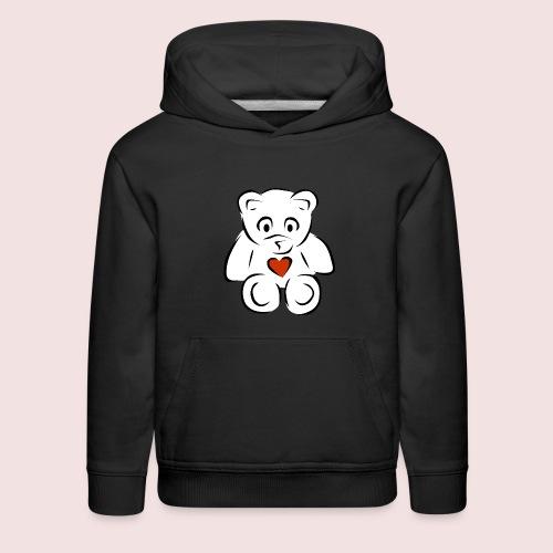 Sweethear - Kids' Premium Hoodie
