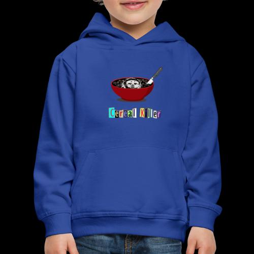 Cereal Killer | Funny Halloween Horror - Kids' Premium Hoodie