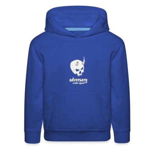 The demon skull - Kids' Premium Hoodie