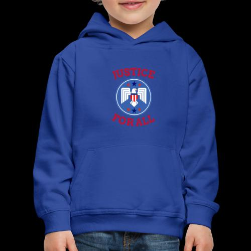 Justice For All | America - Kids' Premium Hoodie