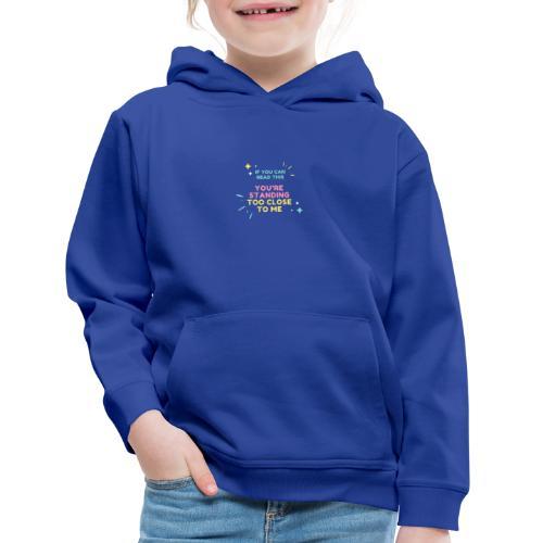 Fight Corona - Kids' Premium Hoodie
