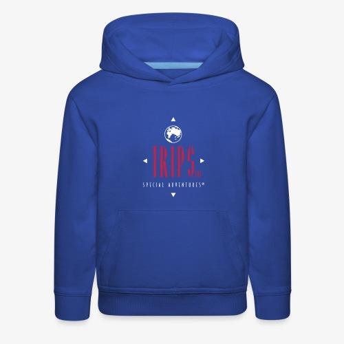 Trips Inc.™ Original Logo - Kids' Premium Hoodie