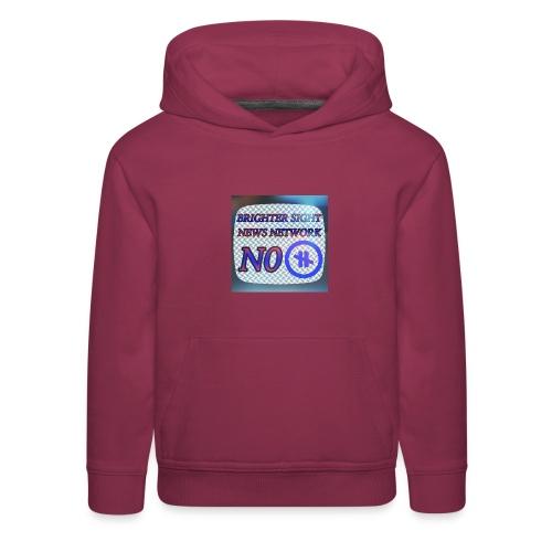 NO PAUSE - Kids' Premium Hoodie