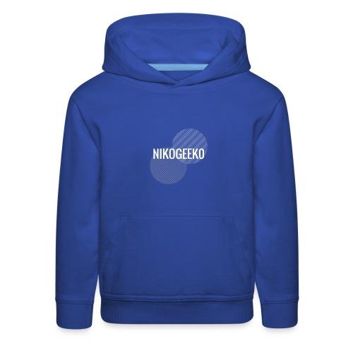 Nikogeek0 - Kids' Premium Hoodie