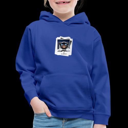 Cat Astronaut - Kids' Premium Hoodie