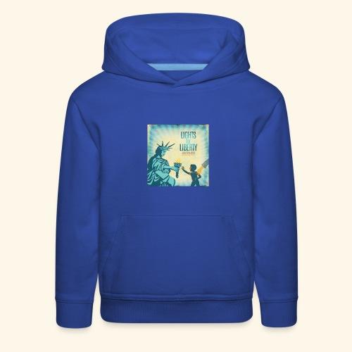 L4L shirt - Kids' Premium Hoodie