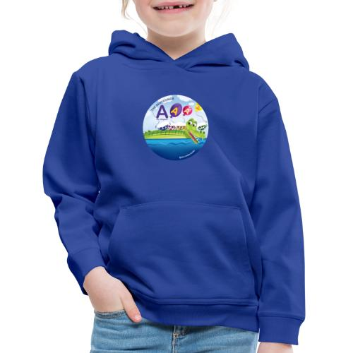 The Babyccinos The Letter A - Kids' Premium Hoodie