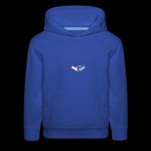 Black T-Shirt - Seventeen - Kids' Premium Hoodie