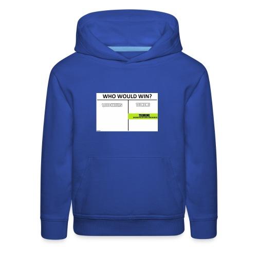 Who Would Win Kid Clothing - Kids' Premium Hoodie