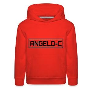 red angelo clifford shirt - Kids' Premium Hoodie