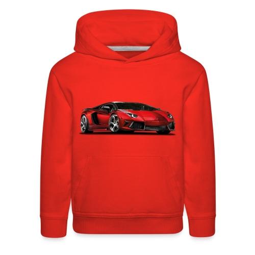 Dream Car - Kids' Premium Hoodie