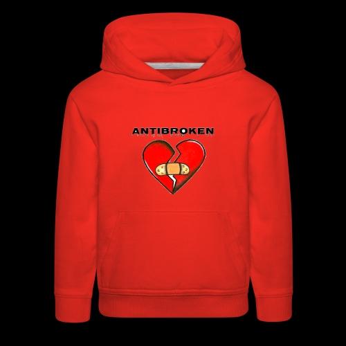 Antibroken merch - Kids' Premium Hoodie
