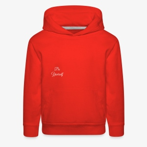 Be yourself - Kids' Premium Hoodie