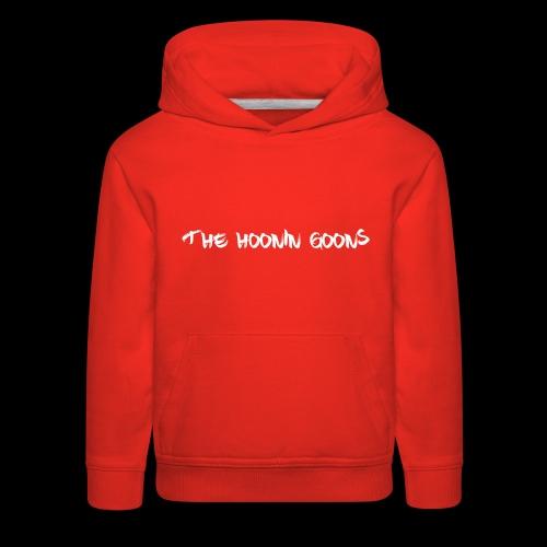 Hoonin Goons Clothing - Kids' Premium Hoodie