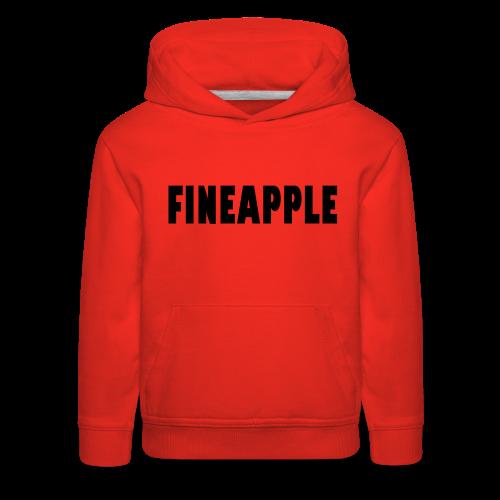 FINEAPPLE - Kids' Premium Hoodie