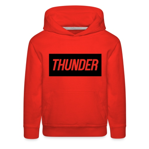 Thunder - Kids' Premium Hoodie