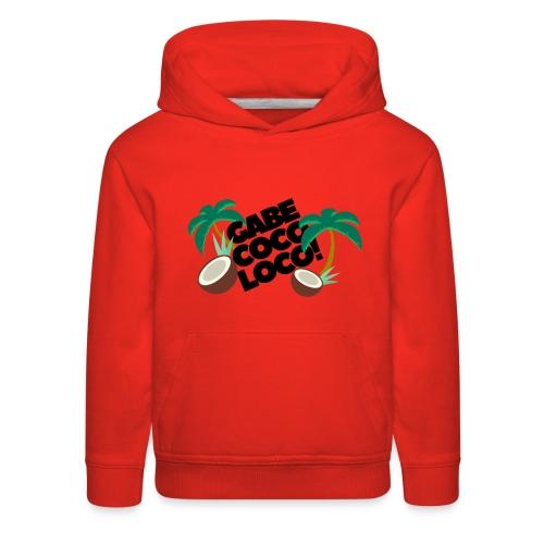 GABE COCO LOCO HAWAII - Kids' Premium Hoodie