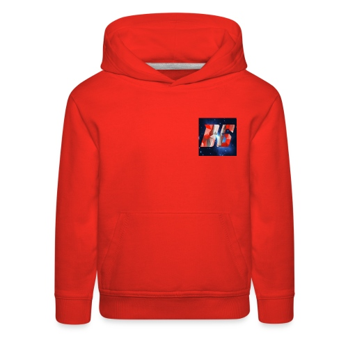 YouTube Logo - Kids' Premium Hoodie